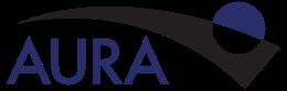 AURA light logo background PNG